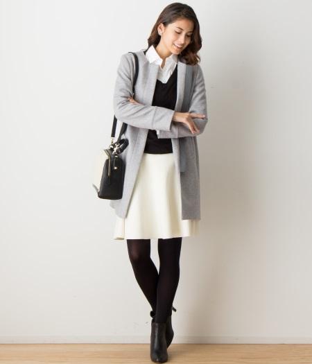 ROPÉ - ロペ | 【新定番】品良くキレイなオフィススタイル(2014/11/28)