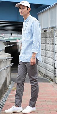 JUNRed - ジュンレッド | クールスキニーパンツスタイリングVOL.3(2016/05/30)