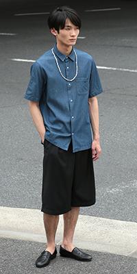 JUNRed - ジュンレッド | 夏の爽やかシャツスタイリングVOL.1(2016/07/25)