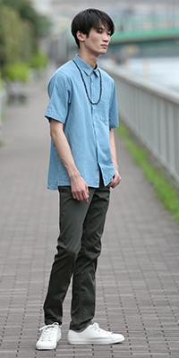 JUNRed - ジュンレッド | 夏の爽やかシャツスタイリングVOL.2(2016/07/25)