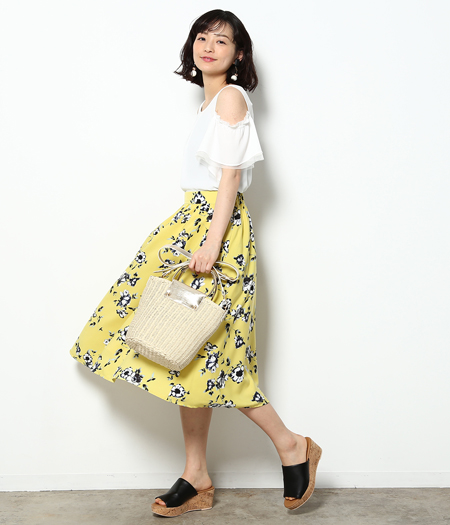 ViS - ビス | sweet5月号掲載style(2017/04/17)