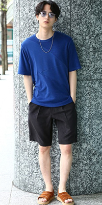 JUNRed - ジュンレッド | 【JUNRed】半袖プルオーバーコーデ vol.4(2017/04/24)