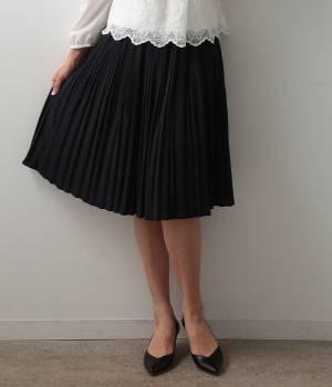 LE JUN WOMEN - ル ジュン  ウィメン | リバーシブルジョーゼットスカート