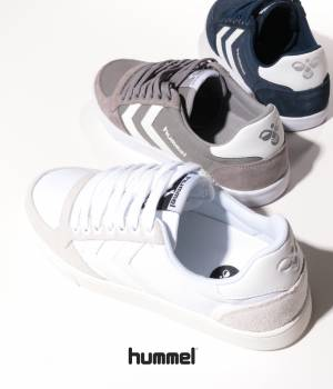 Juze - ジュゼ | 【ViS別注カラー】【HUMMEL】SL.STADILキャンバススニーカー
