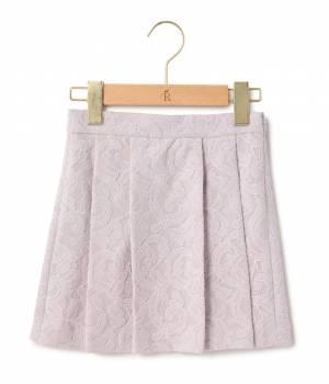 ROPÉ PICNIC KIDS - ロペピクニック キッズ   【ROPE' PICNIC KIDS】レースボンディングスカート