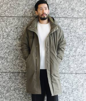 ADAM ET ROPÉ HOMME - アダム エ ロペ オム   【期間限定!10%OFF】WILD THINGS EX MIG COAT