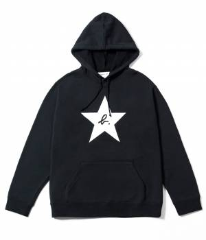 ADAM ET ROPÉ HOMME - アダム エ ロペ オム | 【agnes b. pour ADAM ET ROPE'】 SWEAT PARKA (STAR)