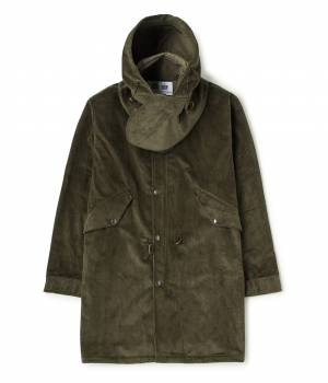 LE JUN MEN - ル ジュン メン | 【HOLLINGWORTH COUNTRY OUTFITTERS】ARMY PARKA
