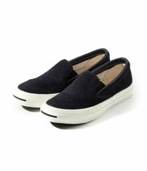 Adam et Ropé FEMME - アダム エ ロペ FEMME | 【CONVERSE×BIOTOP】JACK PURCELL SUEDE SLIP-ON
