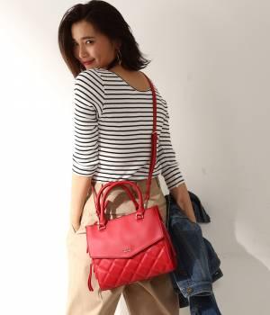 ROPÉ mademoiselle - ロペ マドモアゼル   【WEB限定】【FIORELLI】2WAYハンドバッグ