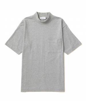 ADAM ET ROPÉ HOMME - アダム エ ロペ オム   モックネックTシャツ