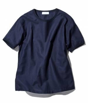 ADAM ET ROPÉ HOMME - アダム エ ロペ オム   綿麻カラミ T-Shirts