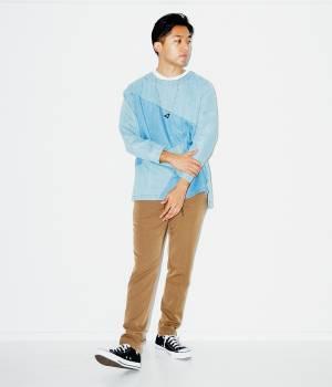 JUNRed - ジュンレッド | 【39 Pants】イージースラックス