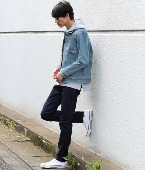 JUNRed - ジュンレッド | 【FINEBOYS 12月号掲載】スキニーパンツ