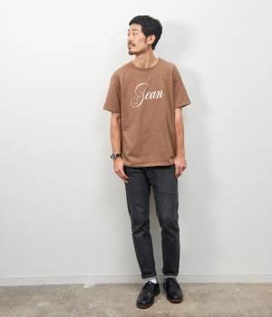 LE JUN MEN - ル ジュン メン   カラープリントTシャツ