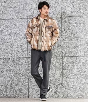 LE JUN MEN - ル ジュン メン   【NANGA×LE JUN】別注ダウンシャツ