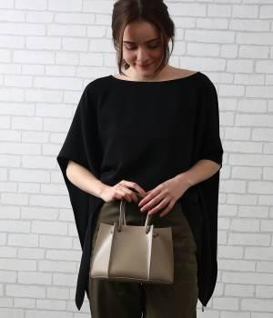 SALON adam et ropé WOMEN - サロン アダム エ ロペ ウィメン   【先行予約】【YAHKI】Hexagon bag (S)