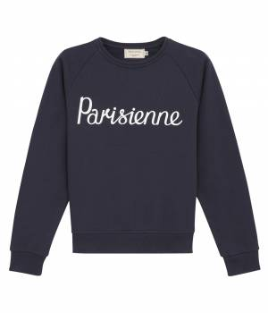 MAISON KITSUNÉ PARIS WOMEN - メゾン キツネ ウィメン | Sweat PARISIENNE