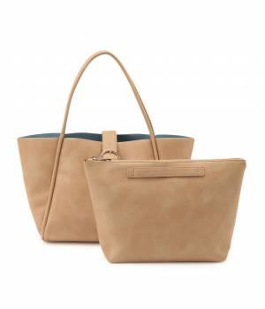 ViS - ビス | 【今だけ!WEB店舗限定10%OFF】【SET】ポーチ付きボンディングバッグ