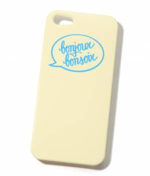 bonjour bonsoir - ボンジュールボンソワール | 【bonjour bonsoir】14FW iphoneケース