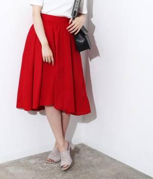ViS - ビス   【24時間限定!ViS TIME SALE!】★新色追加★フィッシュテールギャザースカート