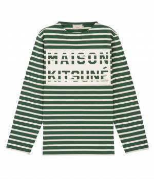MAISON KITSUNÉ PARIS MEN - メゾン キツネ メン   MARIN SWEAT SHIRT