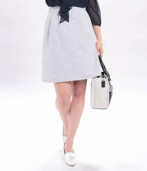 ROPÉ PICNIC - ロペピクニック   ウエストゴムタックAラインスカート