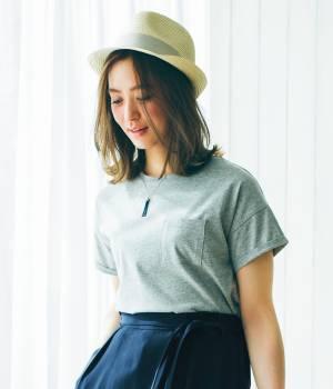 ViS - ビス | USAコットンポケット付きTシャツ