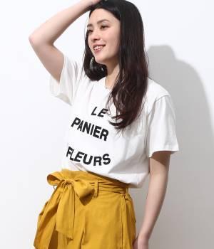 ViS - ビス | 【先行予約】フェルトロゴTシャツ