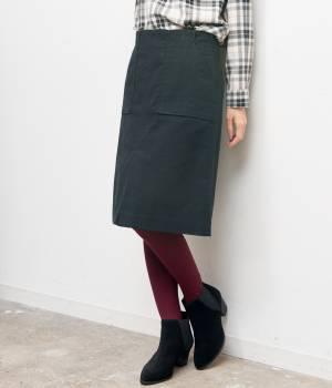 ROPÉ PICNIC - ロペピクニック | カルゼパッチポケットスカート
