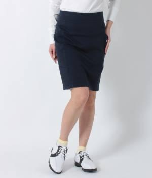 JUN&ROPÉ - ジュン アンド ロペ   切替セミタイトスカート