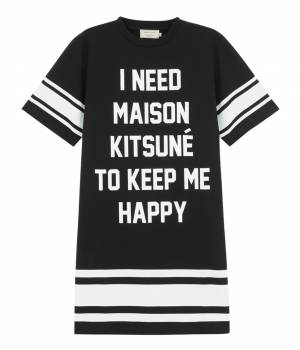 MAISON KITSUNÉ PARIS WOMEN - メゾン キツネ ウィメン | DRESS I NEED