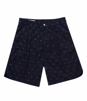 MAISON KITSUNÉ PARIS MEN - メゾン キツネ メン | 【今だけ!WEB店舗限定40%OFF】CUT FLOWERS SHORT