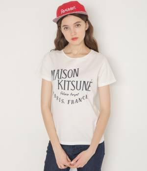 MAISON KITSUNÉ PARIS WOMEN - メゾン キツネ ウィメン | PERM TEE SHIRT PALAIS ROYAL
