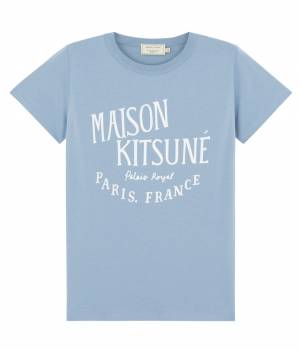 MAISON KITSUNÉ PARIS WOMEN - メゾン キツネ ウィメン | TEE PALAIS ROYAL