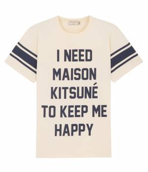 MAISON KITSUNÉ PARIS MEN - メゾン キツネ メン | TEE SHIRT I NEED
