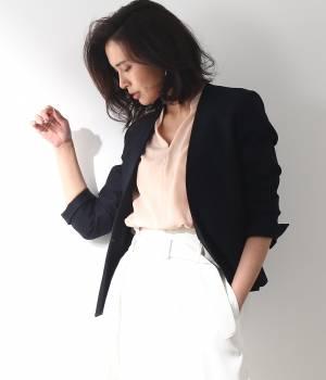ROPÉ - ロペ   【セットアップ対応】バランサショートジャケット