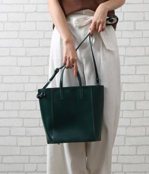 SALON adam et ropé WOMEN - サロン アダム エ ロペ ウィメン   【先行予約】【YAHKI】Square handbag(M)