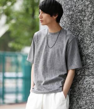JUNRed - ジュンレッド | エンボス加工Tシャツ
