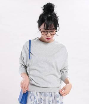ViS - ビス | 【今だけ!WEB店舗限定50%OFF】オーガニックコットンコクーン型プルオーバー