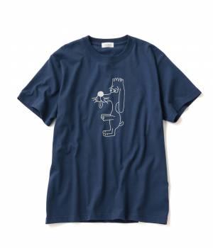 JUN SELECT - ジュンセレクト | Ken Kagami×JUNRed Tシャツ