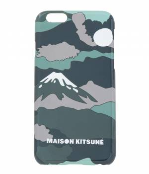 MAISON KITSUNÉ PARIS MEN - メゾン キツネ メン | IPHONECASE LANDSCAPE