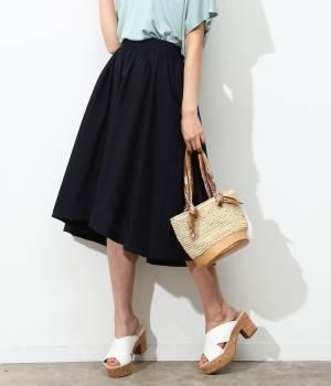ViS - ビス | 【sweet6月号掲載】【sweet×ViSコラボ】フィッシュテールギャザースカート