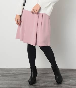 ROPÉ PICNIC - ロペピクニック   ダブルクロスタックフレアースカート