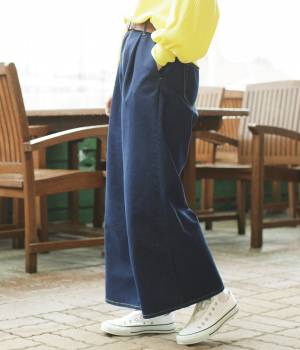 ViS - ビス | 【sweet4月号掲載】ワイドデニムパンツ