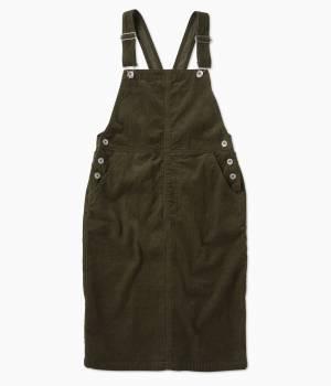 LE JUN WOMEN - ル ジュン  ウィメン | コーデュロイサロペットスカート