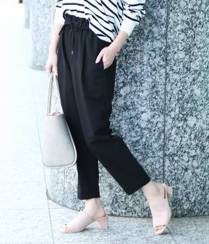 ViS - ビス | ★戸田恵梨香さん着用★ドロストテーパードパンツ