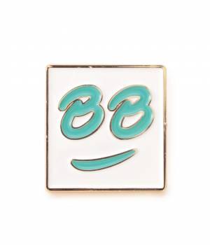 bonjour bonsoir - ボンジュールボンソワール | 【bonjour bonsoir】SMILE PINS