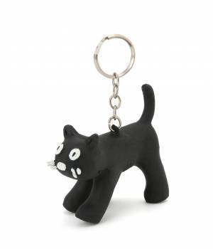 Adam et Ropé Le Magasin - アダム エ ロペ ル マガザン | CHA CHA_KEY RING CAT