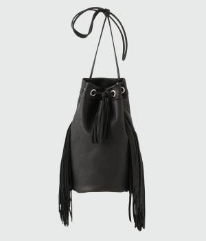 ADAM ET ROPÉ HOMME - アダム エ ロペ オム | 【予約】【hobo for ADAM ET ROPE'】Cow Leather Drawstring Bag M